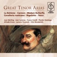 """Alfredo Kraus/Philharmonia Orchestra/Julius Rudel Rigoletto, Act 3 Scene 2: """"La donna è mobile"""" (Duca)"""