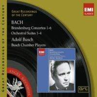 Busch Chamber Players/Adolf Busch/Marcel Moyse Orchestral Suite No. 2 in B Minor, BWV 1067: VI. Menuet