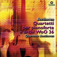 Quartetto Beethoven Allegro vivace