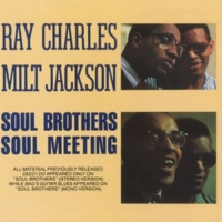 Ray Charles & Milt Jackson Soul Brothers