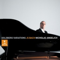 Nicholas Angelich Goldberg Variations BWV 988: Variation 2 - Allegretto