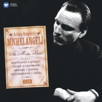Arturo Benedetti Michelangeli Variations on a theme by Paganini Op.35 (1992 Remastered Version): Variations III & IV