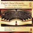 City of Birmingham Symphony Chorus/Thomas Trotter/Simon Halsey English Choral Favourites