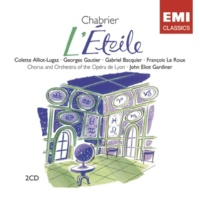 Orchestre de l'Opéra National de Lyon/Sir John Eliot Gardiner L' Étoile, ACT 1: Entr'acte