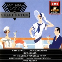 Jack Gilford/London Symphony Orchestra/John McGlinn Anything Goes, Act II: Be like the bluebird (Moonface)