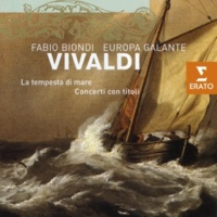 Lorenzo Cavasanti/Europa Galante/Fabio Biondi Concerto in G minor per flauto diritto ed orchestra Op. 10 No. 2 RV439, 'La notte': Largo
