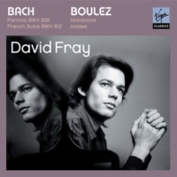 David Fray French Suite No.1 in D minor, BWV 812: Courante