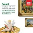 Jean-Philippe Collard Franck: Symphony in D minor; Variations Symphonique