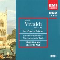 Bruno Cavallo/I Solisti dell'Orchestra Filarmonica della Scala/Riccardo Muti Flute Concerto in G Minor, RV 439 'La notte': Presto