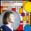 Frederica von Stade Frederica von Stade: Faure Melodies