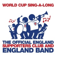 England Supporters Club And England Band Rule Britannia