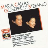 Maria Callas/Giuseppe di Stefano/Orchestra del Teatro alla Scala, Milano/Antonino Votto Un ballo in maschera (1988 Remastered Version): Oh, qual soave brivido