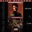 Cliff Richard And The Shadows Listen To Cliff/21 Today