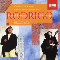 Manuel Barrueco/Philharmonia Orchestra/Placido Domingo/Andrew Shulman Concierto de Aranjuez: Allegro con spirito