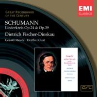 Dietrich Fischer-Dieskau/Hertha Klust Romanzen und Balladen I Op. 45 (2004 Remastered Version): No. 3, Abends am Strand (wds. Heine)