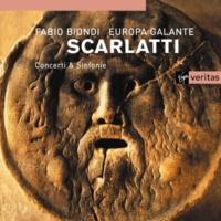 Petr Zejfart/Lorenzo Colitto/Maurizio Naddeo/Europa Galante/Fabio Biondi Sonata [Concerto IX] in A minor for recorder, 2 violins & basso continuo: IV. Largo