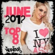 Various Artists Nervous June 2012 Top 8