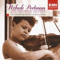 Itzhak Perlman/The Juilliard Orchestra/Lawrence Foster Student Concerto No. 2 in G Major, Op. 13: III. Allegretto moderato