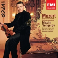 Maxim Vengerov/UBS Verbier Festival Chamber Orchestra Concerto for Violin and Orchestra No. 2 in D K211: III. Rondeau - Allegro
