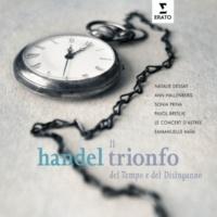"""Emmanuelle Haïm/Le Concert d`Astrée Il Trionfo del Tempo a del Disinganno, Oratorio in two parts HWV 46 a (1707), Part Two: Duetto: """"Il bel pianto dell'Aurora"""" (Disinganno/Tempo)"""
