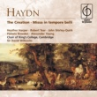 Choir of King's College, Cambridge/Sir David Willcocks Haydn: The Creation . Missa in tempore belli