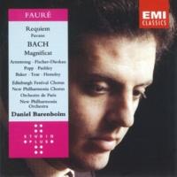 """Daniel Barenboim Magnificat in D Major, BWV 243: No. 2, Aria """"Et exultavit spiritus meus"""" (Second Soprano)"""