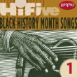Various Artists Rhino Hi-Five: Black History Month Songs 1
