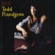 Todd Rundgren The Very Best Of Todd Rundgren