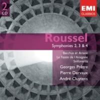 Orchestre National de France/Georges Prêtre Bacchus et Ariane, Op.43, Act I: Danse du labyrinthe