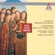 """Karl Richter & Munich Bach Choir & Orchestra Bach, JS : Cantata No.108 Es ist euch gut, dass ich hingehe BWV108 : I Aria - """"Es ist euch gut, dass ich hingehe"""" [Bass]"""