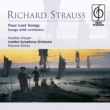 Heather Harper/Richard Hickox Richard Strauss: Four Last Songs . Songs with orchestra