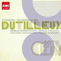 Orch Ste Conc Du Conservatoire - Georges Prêtre Dutilleux - Le Loup - 2ème tableau - La chambre nuptiale : La Belle et la Bête