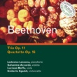 Salvatore Accardo / L. Lessona / L. Moffa / U. Egaddi Trio op. 11 - Quartetti Op. 16
