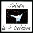 Julien Clerc Le 4 Octobre