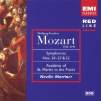 Sir Neville Marriner Symphony No. 24 in B flat K182/K173dA: Allegro spiritoso