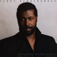 Teddy Pendergrass Love 4/2
