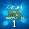 Various Artists Suomen edustuskappaleita 1