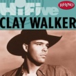 Clay Walker Rhino Hi-Five: Clay Walker