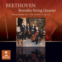 Borodin Quartet String Quartet No. 15 in A minor Op. 132: II. Allegro ma non tanto
