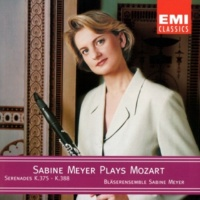 "Bläserensemble Sabine Meyer Serenade No. 12 in C Minor, K. 388/384a, ""Nachtmusik"": III. (b) Trio in canone al rovescio"