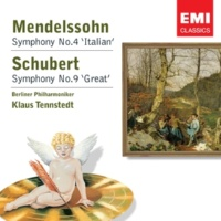 Klaus Tennstedt Symphony No. 4 in A, Op.90 'Italian': II. Andante con moto