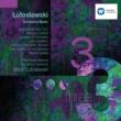 Witold Lutoslawski Lutoslawski: Symphonies, Concertos, etc