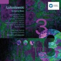 Witold Lutoslawski/Krakow Radio Chorus/Polish National Radio Symphony Orchestra Trois Poèmes D'Henri Michaux (1996 Remastered Version): III. Repos dans la malheur