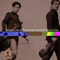 Renaud Capuçon/Gautier Capuçon Duos for violin and cello (tr. Frederick Neumann): Menuet: French Suite No.2 in C minor BWV 813