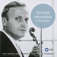 Yehudi Menuhin/Rudolf Kempe Violin Concerto in D Major, Op. 77: III. Allegro giocoso ma non troppo vivace
