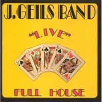 The J. Geils Band Hard Drivin' Man (Live)
