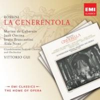 Ian Wallace/Glyndebourne Chorus/Glyndebourne Festival Orchestra/Bryan Balkwill/Vittorio Gui La Cenerentola (1992 Remastered Version), ACT 1: Noi Don Magnifico ... (Coro/Magnifico)