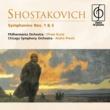 Efrem Kurtz/André Previn Shostakovich: Symphonies Nos. 1 & 5