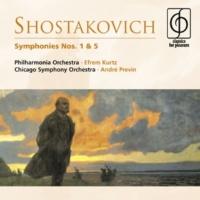 Philharmonia Orchestra/Efrem Kurtz Symphony No. 1 in F minor Op. 10: I. Allegretto - Allegro non troppo