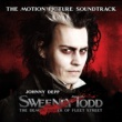 Various Artists Sweeney Todd, The Demon Barber of Fleet Street, The Motion Picture Soundtrack (deluxe version)